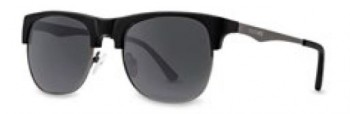 FILTRATE - TROUBADOUR MATTE BLACK/GREY LENS
