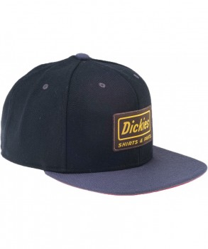 DICKIES - JAMESTOWN CAP BLACK