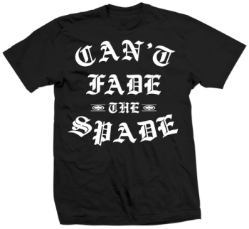 SRH - CANT FADE TEE BLACK