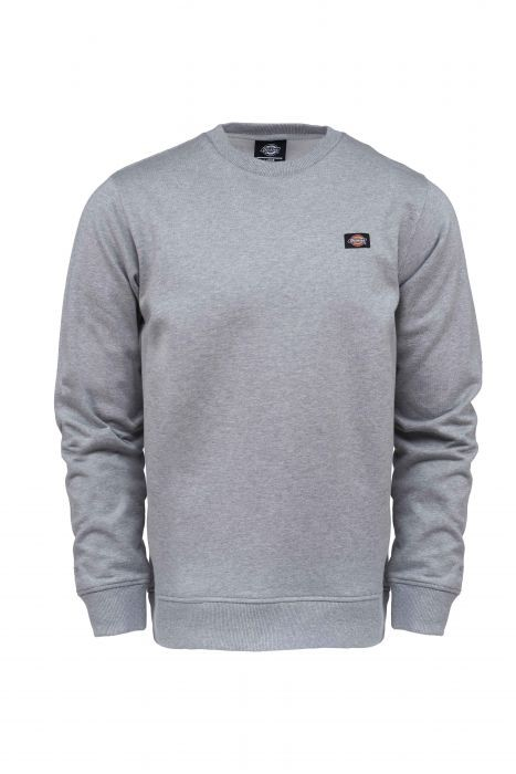 DICKIES - NEW JERSEY SWEATSHIRT GREY MELANGE