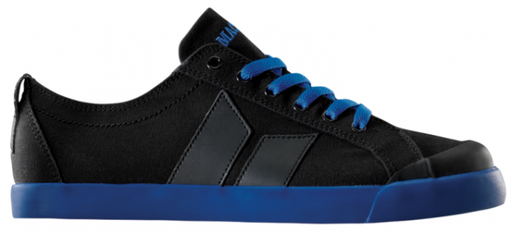 MACBETH - ELIOT BLACK/COBALT