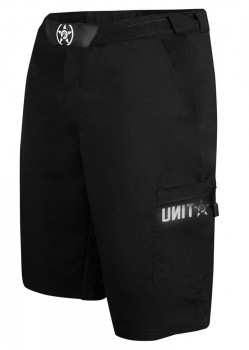UNIT - RISING MTB SHORTS BLACK