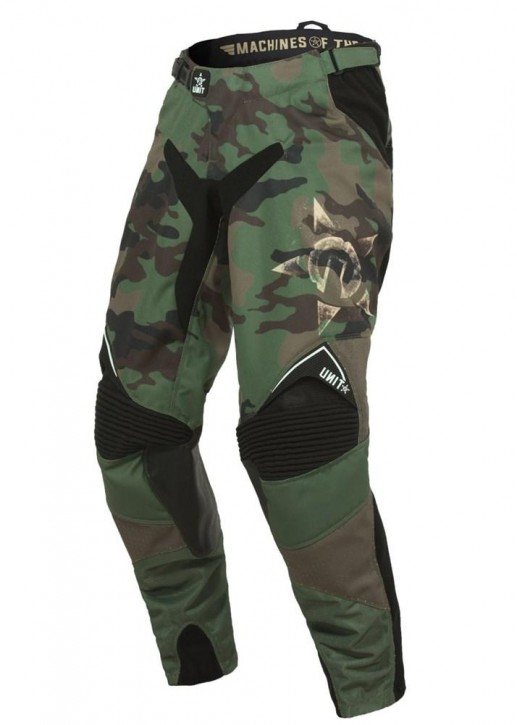 UNIT - FLEET MX PANTS CAMO