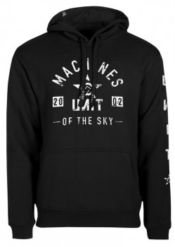 UNIT - COLLECTIVE HOODY BLACK