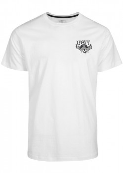 UNIT - FLEET TEE WHITE