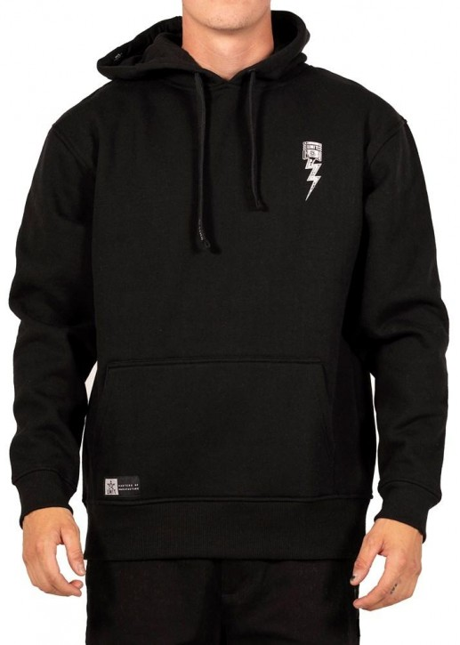 UNIT - LAST RIDE HOODIE BLACK