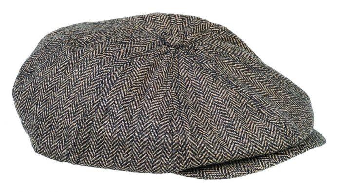 DICKIES - TUCSON FLAT CAP BROWN
