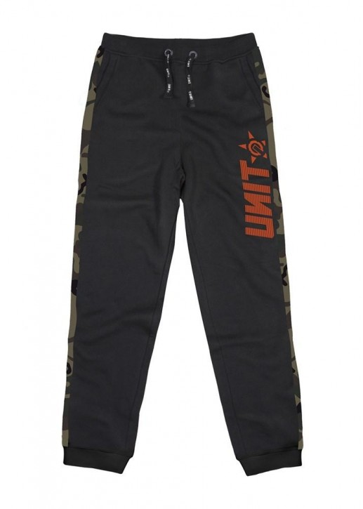 UNIT - SKIRMISH TRACK PANT BLACK CAMO