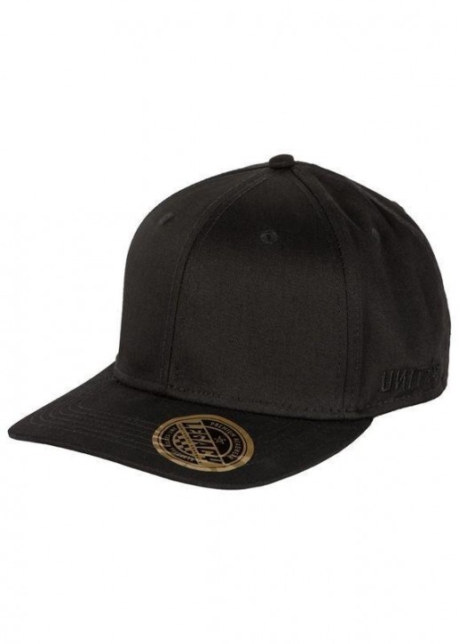 UNIT - LEGACY SNAPBACK CAP BLACK