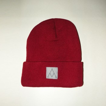 WEAREV - BEANIE DRUNK CHARDONNAY RED