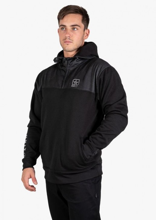 UNIT - TRACTION HOODIE BLACK