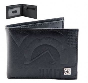 UNIT - ELECTED WALLET BLACK ONE SIZE