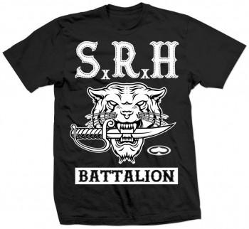 SRH - BATALLION TEE BLACK