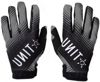 UNIT - RIDING GLOVES PRELUDE GREY