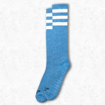 AMERICAN SOCKS - BLUE NOISE KNEE HIGH