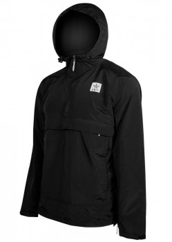 UNIT - EVADE SPRAY JACKET BLACK