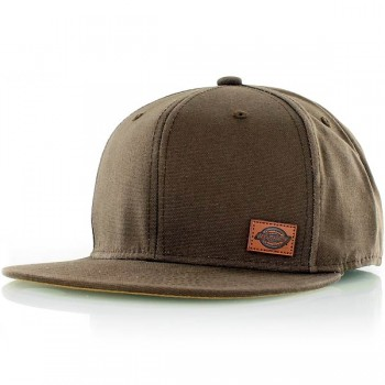DICKIES - MINNESOTA SNAPBACK HAT TIMBER ONE SIZE