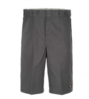 DICKIES - 13 INCH MULTI POCKET WORK SHORT CHARCOAL GREY
