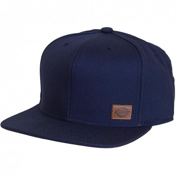 DICKIES - MENNESOTA SNAPBACK HAT NAVY ONE SIZE