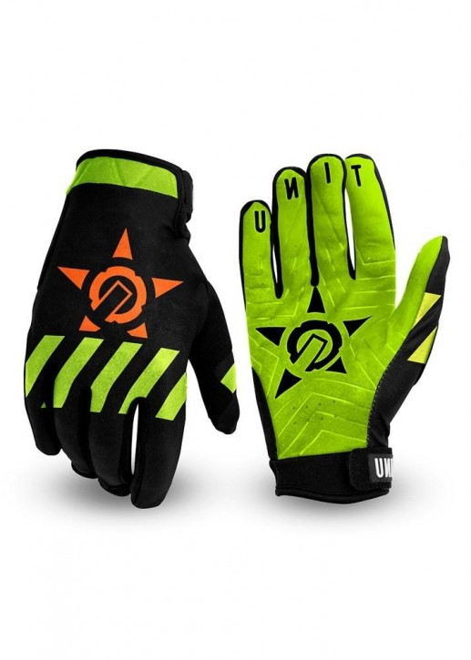 UNIT - HAZARD GLOVES YELLOW