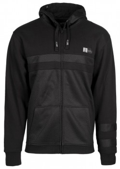 UNIT - PATROL HOODY BLACK M