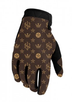 UNIT - RIDING GLOVES BALLER BROWN