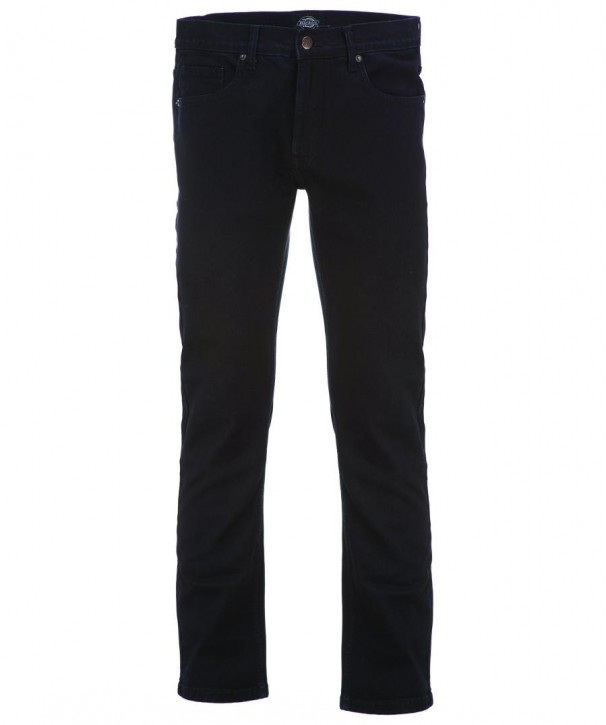DICKIES -RHODE ISLAND SLIM FIT JEANS BLACK