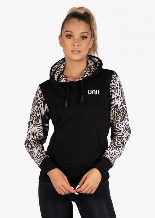 UNIT - ROYAL LADIES HOODIE TIGER