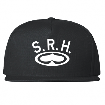 SRH - DB FITTED HAT BLACK