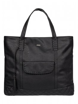 ROXY - HEY MOON SHOPPER BLACK ONE SIZE