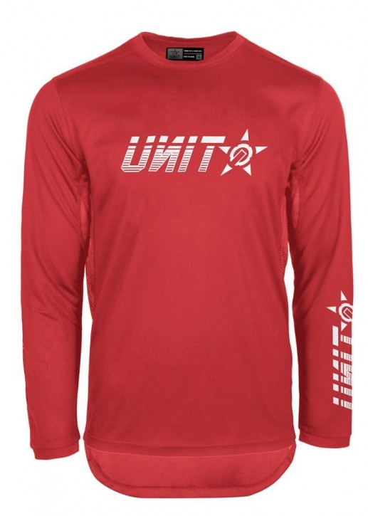 UNIT - CASE MX JERSEY RED
