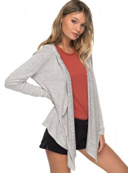 ROXY - VERMONT ESCAPE HOODY GREY