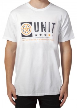 UNIT - FORT TEE WHITE