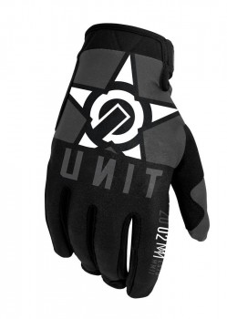 UNIT - RIDING GLOVES STEALTH BLACK