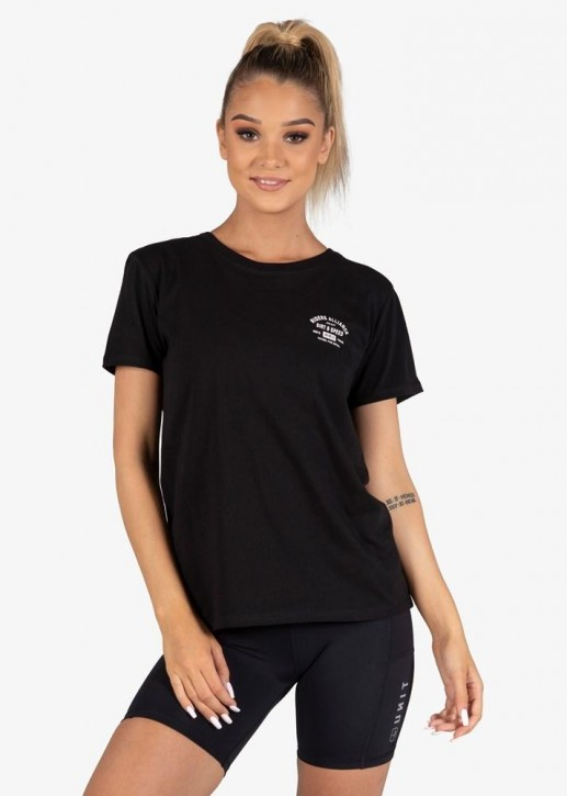 UNIT - FORTE LADIES TEE BLACK