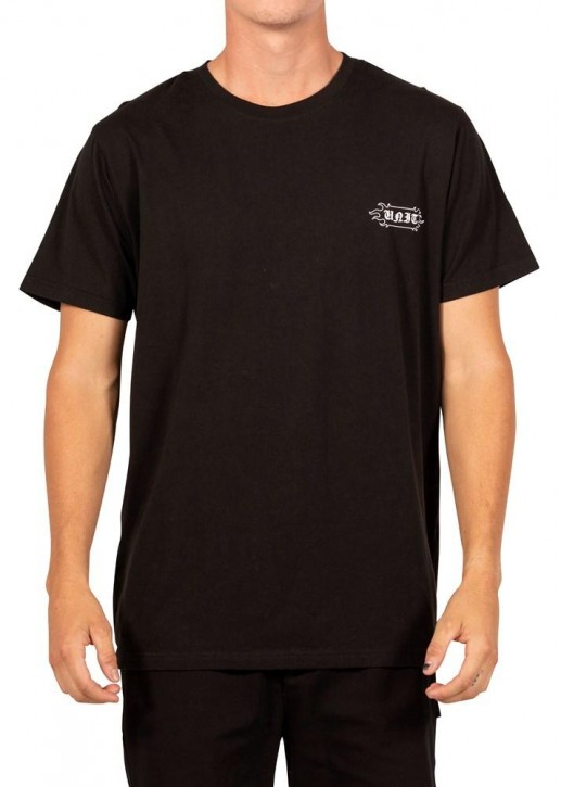 UNIT - LAWLESS TEE BLACK