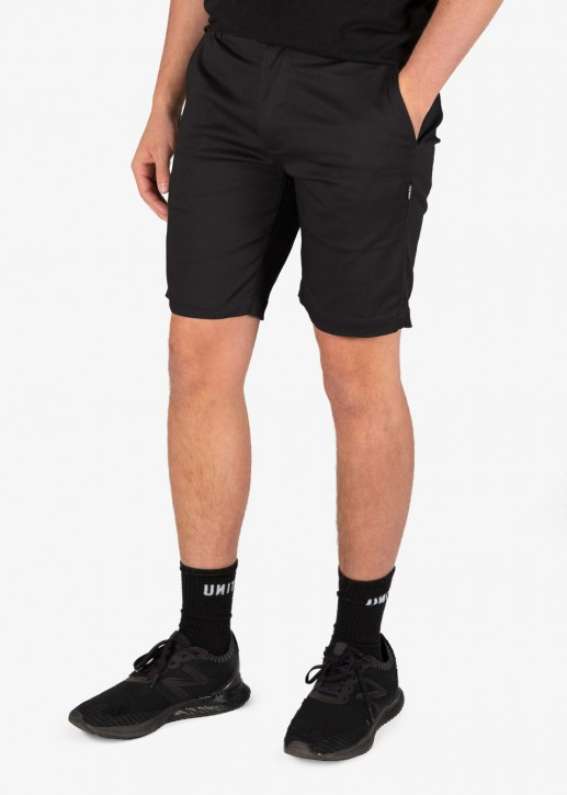 UNIT - DRAFT WALKSHORTS BLACK