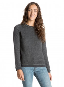 ROXY - SIGNATURE SWEATSHIRT BLACK