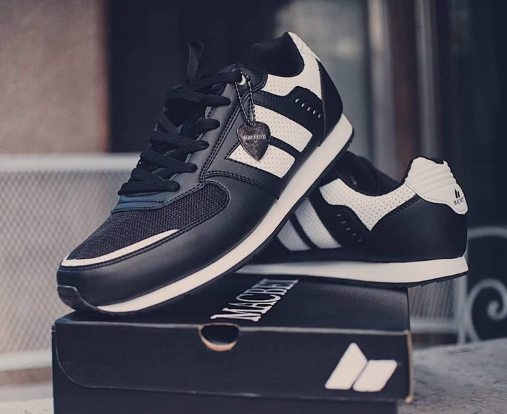 MACBETH - FISCHER BLACK/WHITE