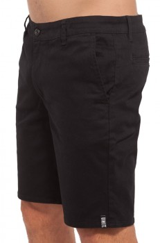 UNIT - DIRTY GENTLEMAN WALKSHORT BLACK