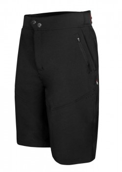 UNIT - EXCESS MTB SHORTS BLACK