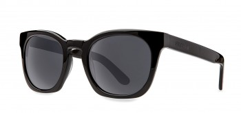 FILTRATE - BOWERY BLACK GLOSS/GREY POLARIZED ONE SIZE