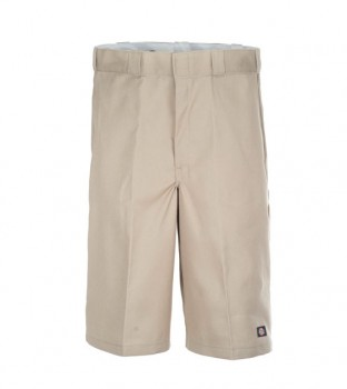 DICKIES - 13 INCH MULTI POCKET WORK SHORT KHAKI