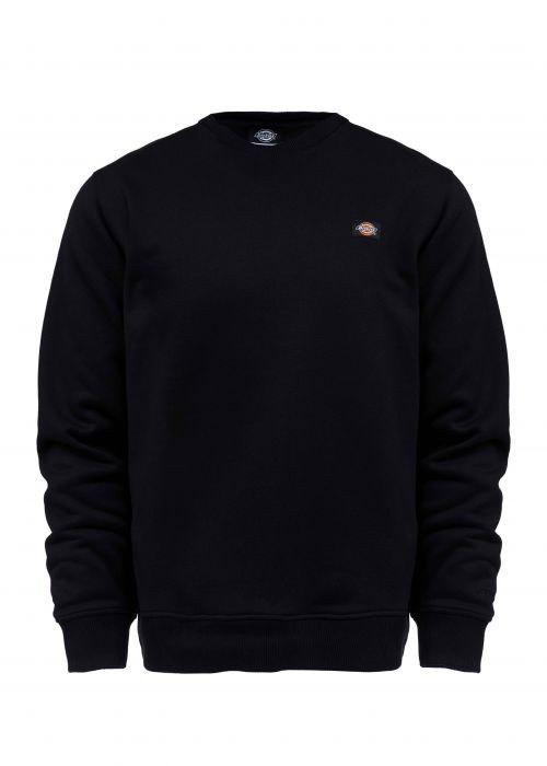 DICKIES -  NEW JERSEY SWEATSHIRT BLACK