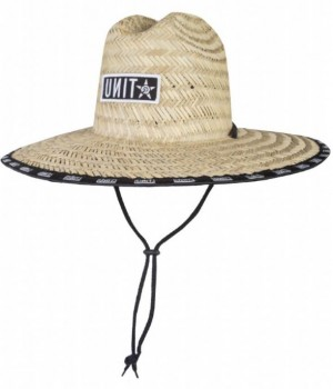 UNIT - TIDE STRAW HAT NATURAL