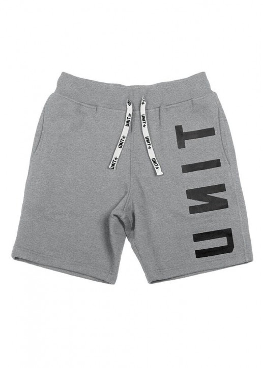 UNIT - MENS SHORTS RUGGIES GREY MARL