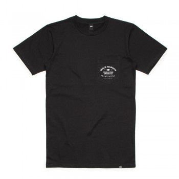 SHOCK MANSION - HOME GROWN TEE BLACK