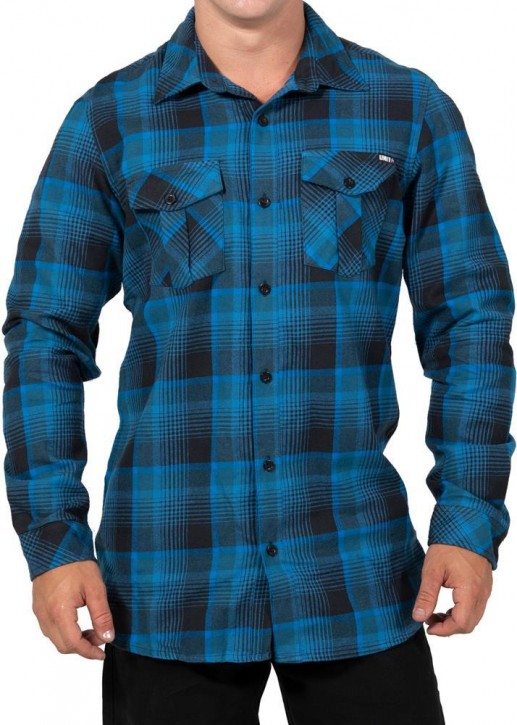 UNIT - STANFORD FLANNEL BLUE