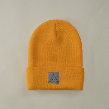 WEAREV - BEANIE POSTMAN KILLER YELLOW