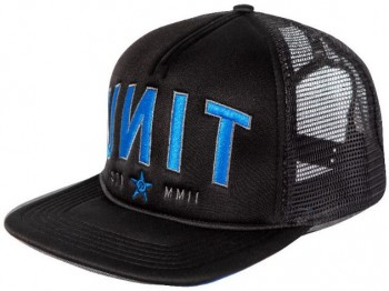 UNIT - PROSPECT TRUCKER CAP BLACK